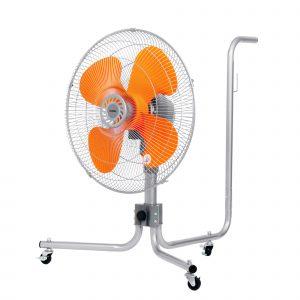 キャスター型工業用扇風機 FCP451